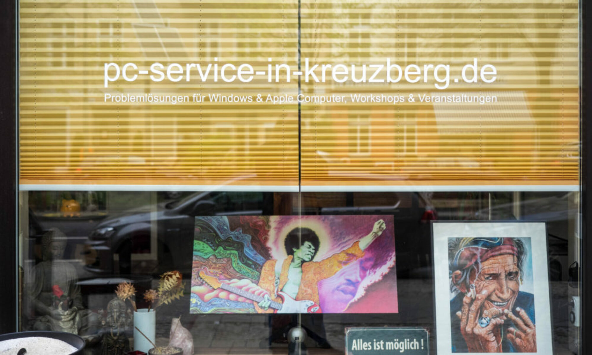 PC-Service in Kreuzberg